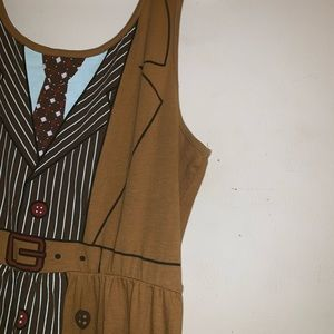 Hot Topic Dresses - doctor who tenth doctor dress